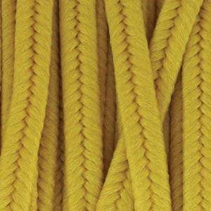 Polyester Soutache Cadmium Yellow